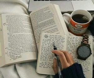book, school, and study image