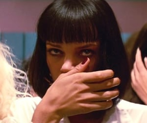90s, pulp fiction, and aesthetic image