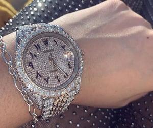jewelry, luxury, and rolex image