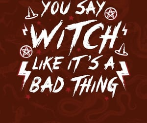 caos, witch, and sabrina image