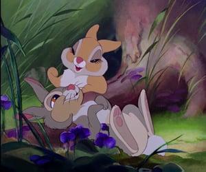 bambi, disney, and bunny image