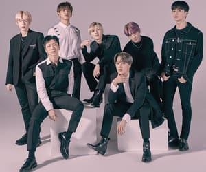 k-pop, lucas, and baekhyun image