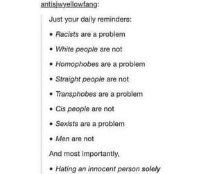 equality, feminism, and homophobia image