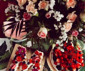 beautiful, cake, and delicious image