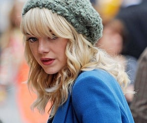 emma stone, Marvel, and gwen stacy image