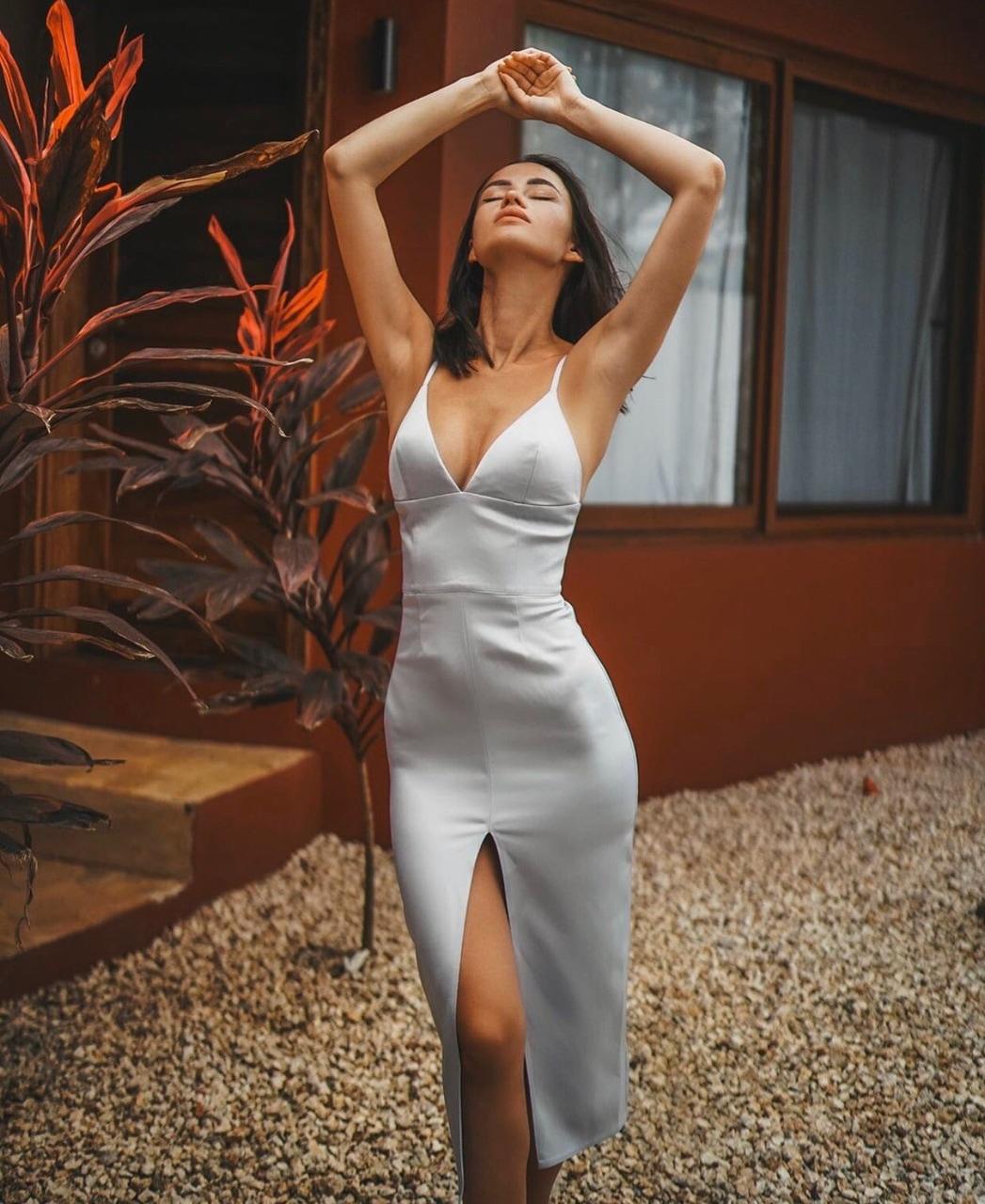 dress, fashion, and lookbook image