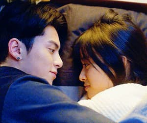 couple, meteor garden, and chinese dorama image