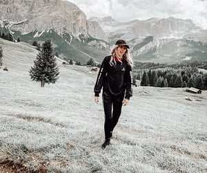 blonde, miley cyrus, and nature image