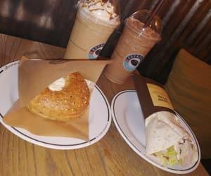 bagel, espressohouse, and ceasar wrap image