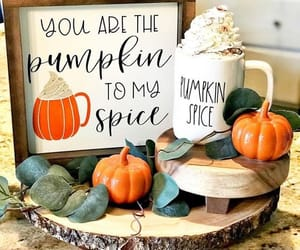 autumn, cozy, and decorating image