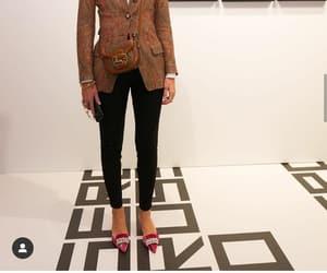 sergio rossi and fashion image