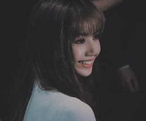 black, kpop, and lalisa image