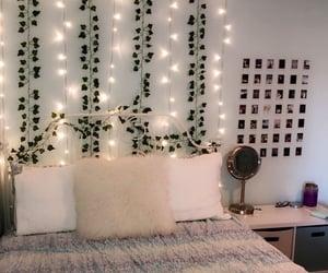 bedroom, luxury, and cozy interior image