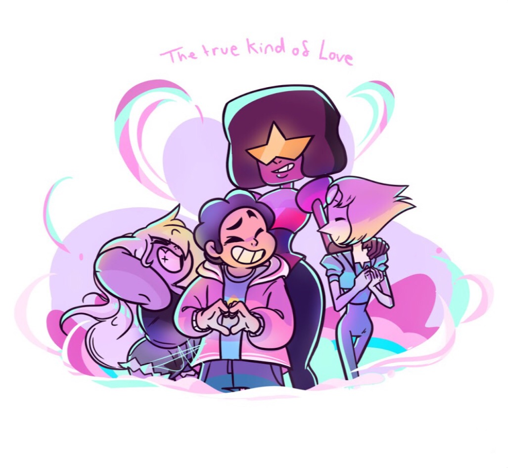article and steven universe image