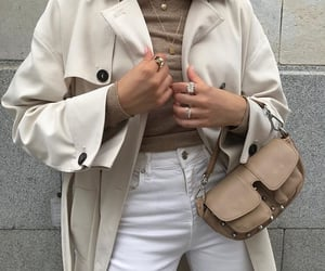 bags, beauty, and brown image