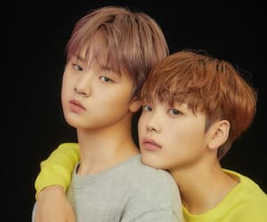 x1, pdx101, and dohyun image