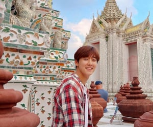 kevin, ukiss, and thailand image