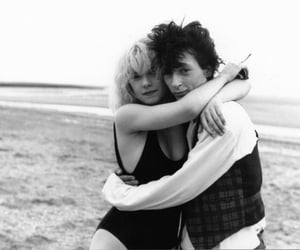 couple, groupie, and johnny thunders image