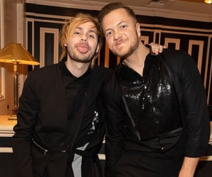 imagine dragons, 5 seconds of summer, and 5sos image