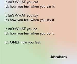 law of attraction, the secret, and abraham-hicks image