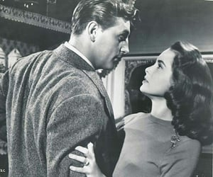 40's, Robert Mitchum, and Janet Leigh image