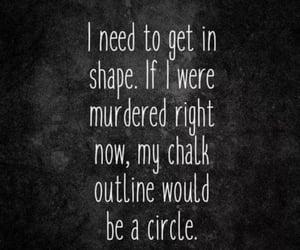 circle, fat, and death image