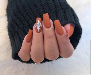 acrylic, autumn, and diamond image