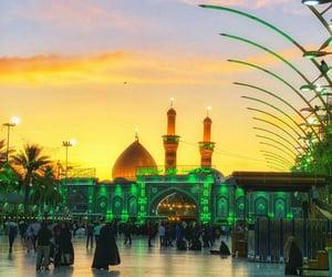 كربلاء المقدسة and الإمام الحسين image