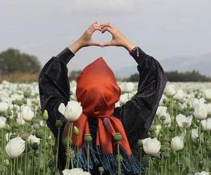 hijab and الحجاب image
