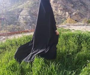 girl, الحجاب, and hijab image