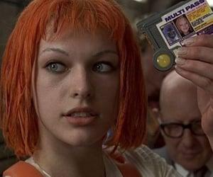 Milla Jovovich, 90s, and movie image