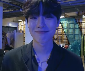 x1 and cho seungyoun image
