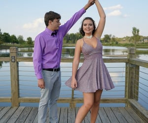 beauty, boy, and homecoming image