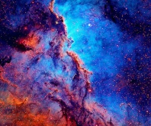 space, beautiful, and stars image