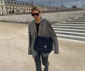 blogger, bottega veneta, and chanel image