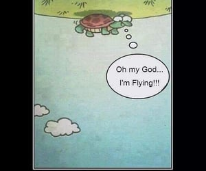 different, Flying, and optimism image