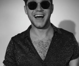 niall horan, smile, and sunglasses image