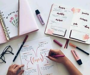 exam, school, and study image