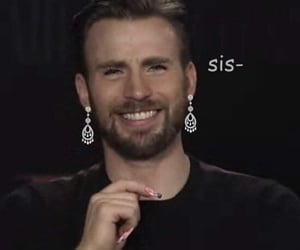 chris evans, Marvel, and meme image