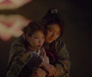 couple, iu, and moon lovers image