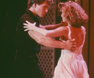 dirty dancing, patrick swayze, and jennifer grey image