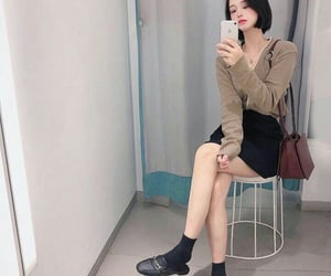 clothes, selfie mirror, and fashion image