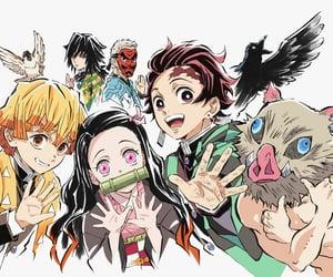 demon slayer, kimetsu no yaiba, and anime image