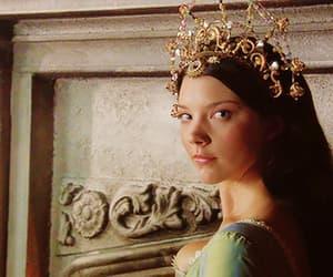 anne boleyn, Natalie Dormer, and The Tudors image