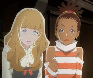 anime, anime girl, and gif image