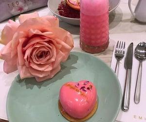 bakery, cafe, and cake image