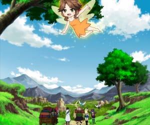 anime, fairy tail, and fairy tail: final season image