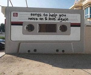 music, playlist, and vintage image