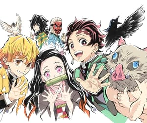 demon slayer, kimetsu no yaiba, and anime image