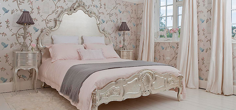 French Style Beds | Bedroom Furniture | French Bedroom Company